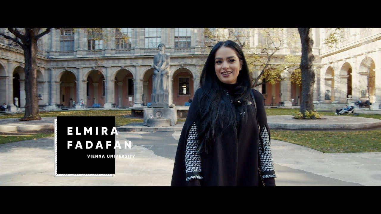 Elmira Fadafan – Iran