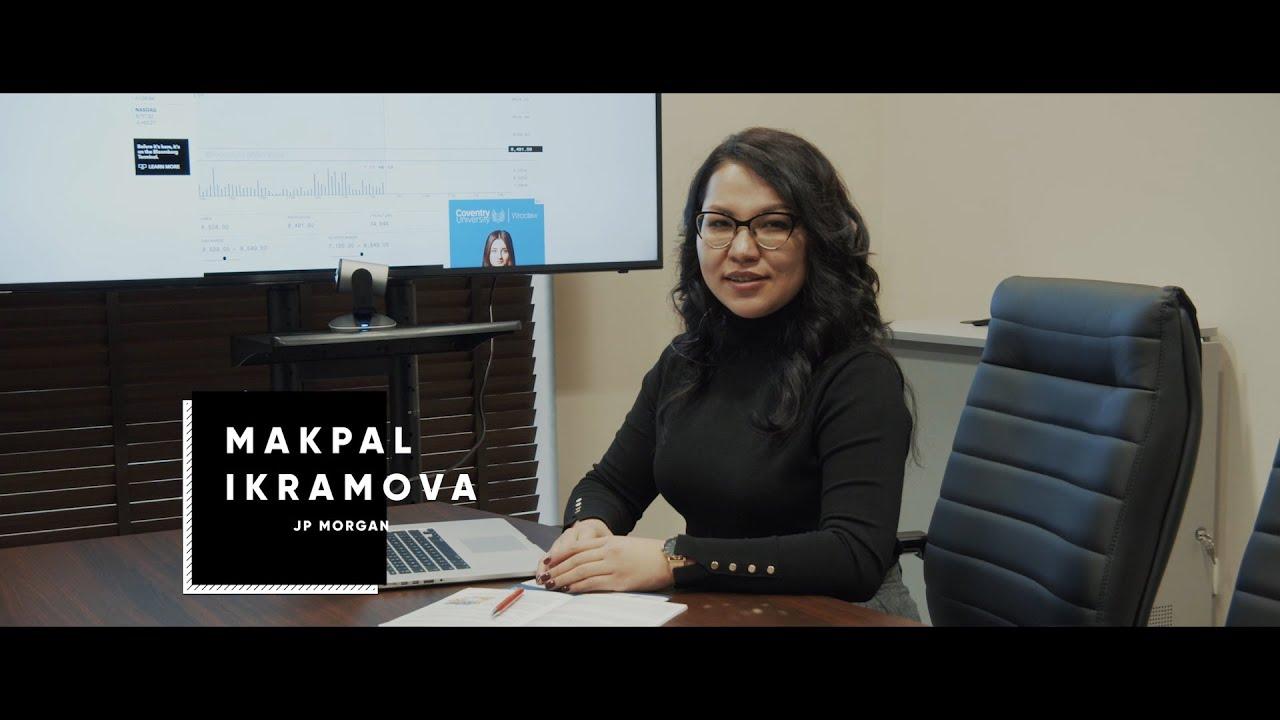 Makpal Ikramova – Kazachstan