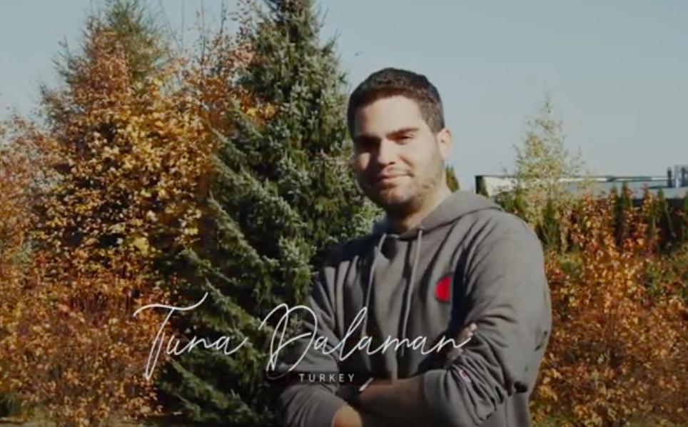International Alumni Stories | Tuna Dalaman | Turkey