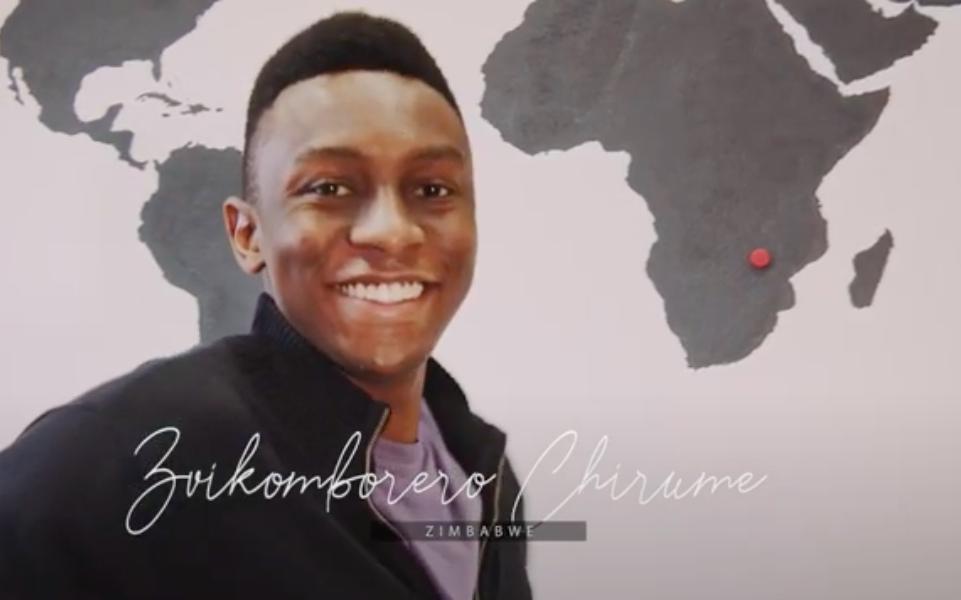 International Alumni Stories | Zvikomborero Chirume | Zimbabwe