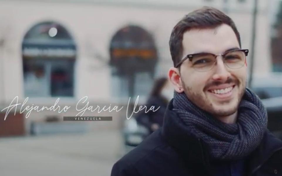 International Alumni Stories | Alejandro Garcia Vera | Venezuela