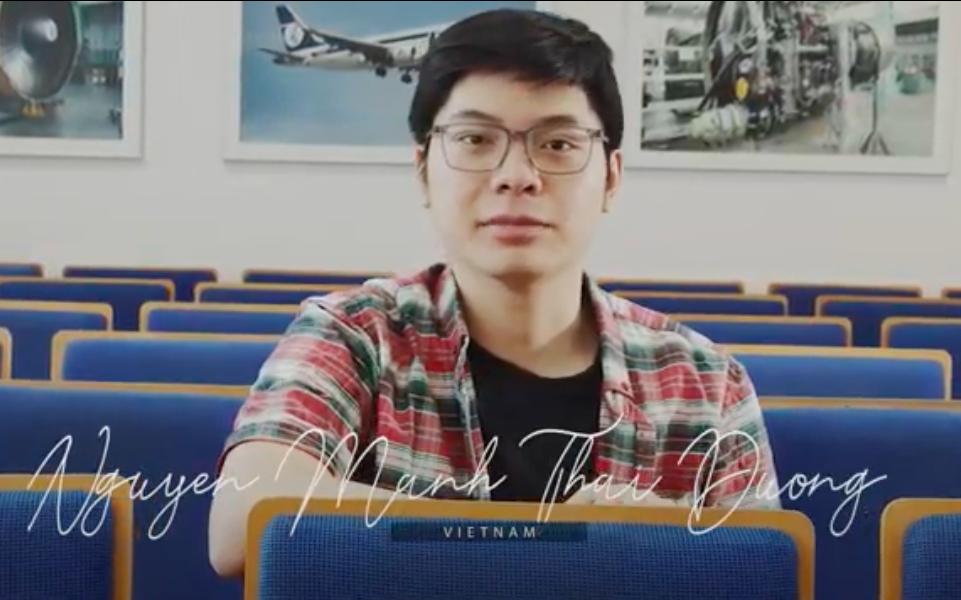 International Alumni Stories | Nguyen Manh Thai Duong | Vietnam
